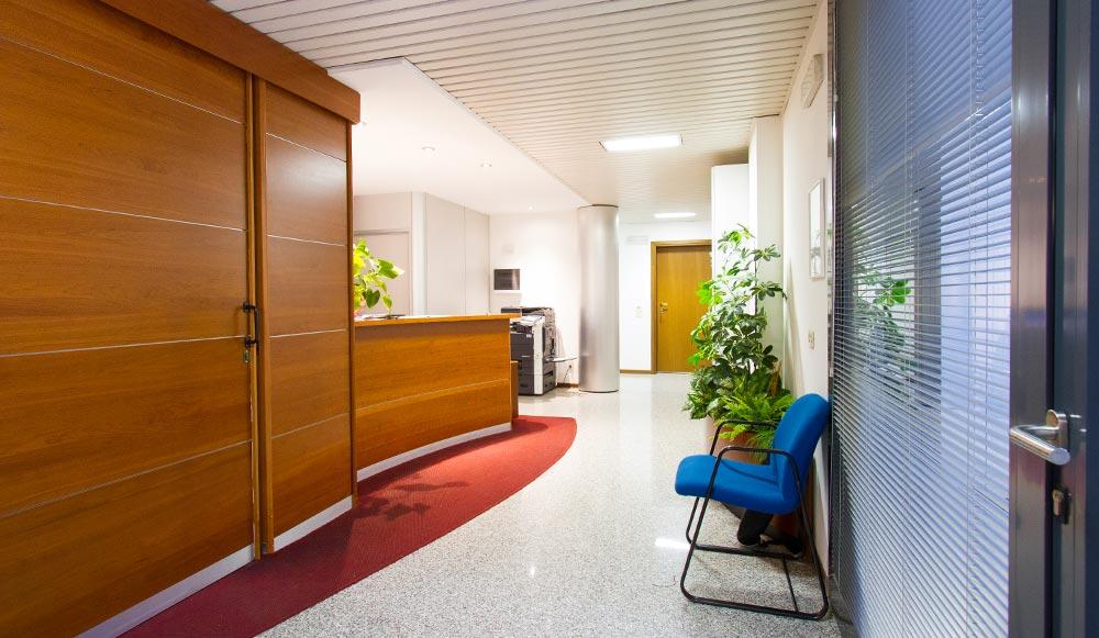 Entrata - Studio Associato Srl - Bassano del Grappa